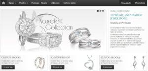 La bijouterie LE Sablier de Capbreton fait confiance à e-commerce concept