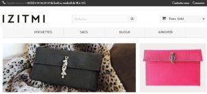 IZITMI, créatrice d'accessoire de mode de luxe