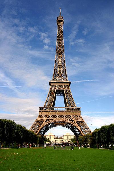 Tour Eiffel - Démonstration balises ALT