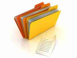Dossier sur les fiches techniques