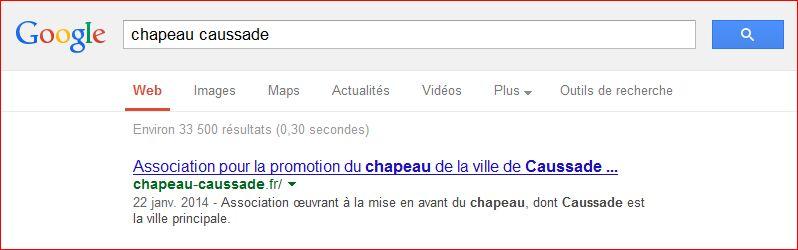 resultats google