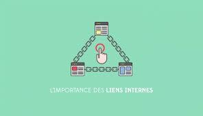Les liens internes et les silos