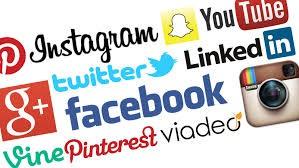 Pensez aux réseaux sociaux pour votre SEO
