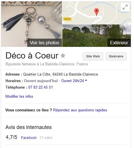 Explication du knowledge graph