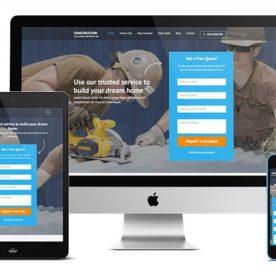 Site internet spécifique pour artisans
