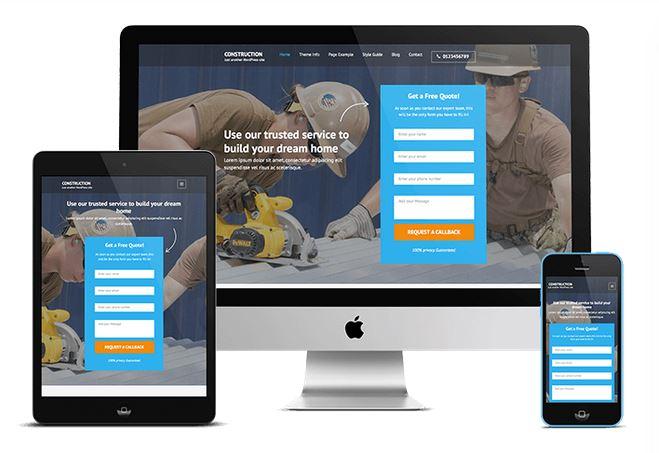 Site internet pour Artisans