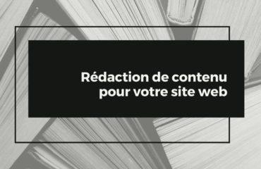 Rédaction de contenu site web Bayonne 64 et 40