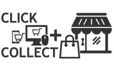 Click and collect le site internet boutique